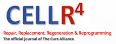 CellR4:  cellular repair, replacement, regeneration, reprogramming and differentiation